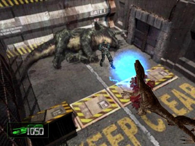 Родная кровь  Сериал-побратим Dino Crisis - Великий Dракон